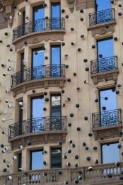 Odd Building Decoration