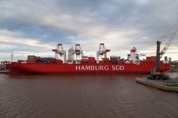 Hamburg Sud Ship