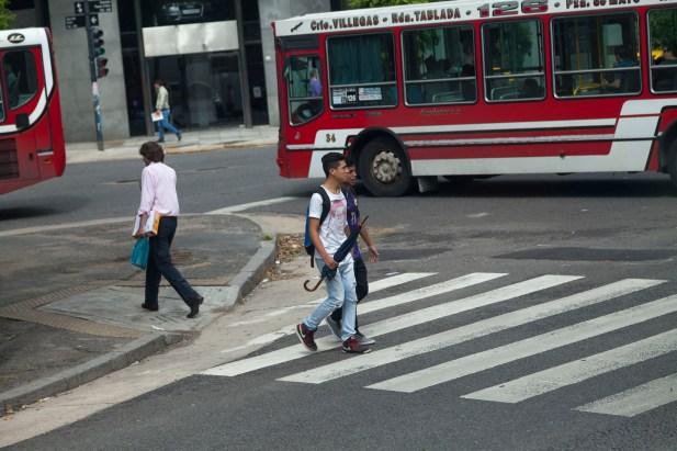 Bus To La Boca