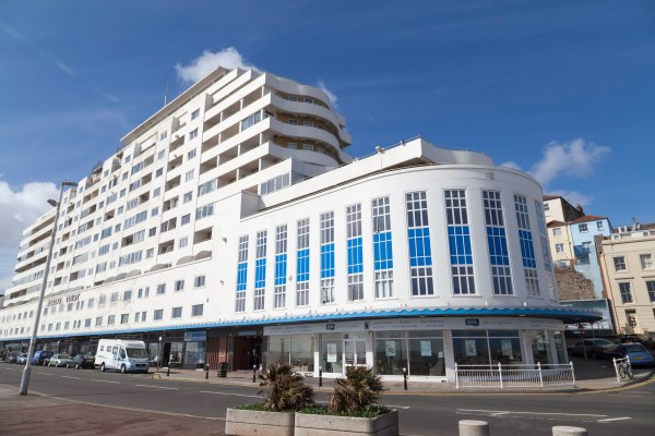 Art Deco, Hastings