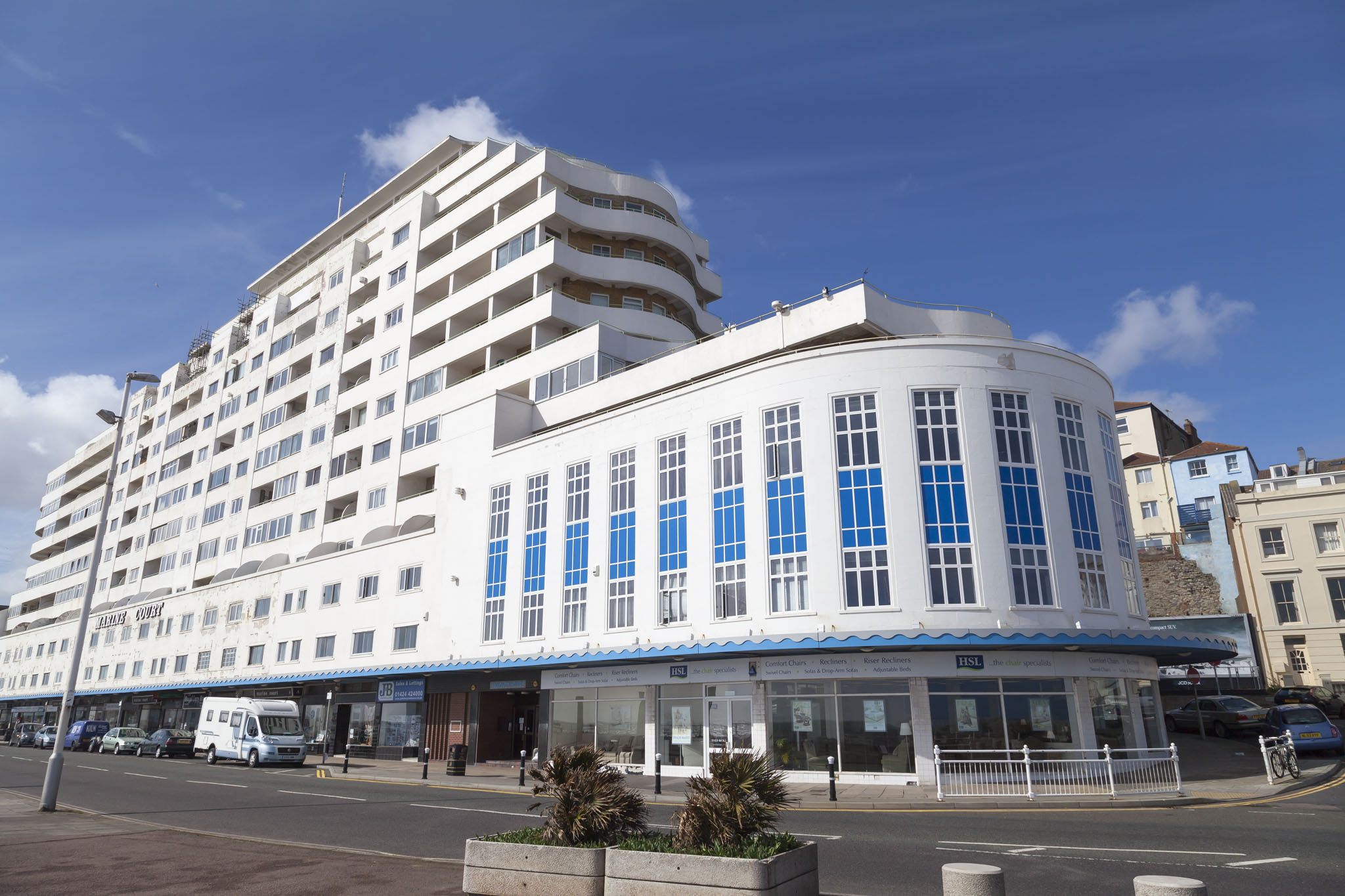 Art Deco, Hastings