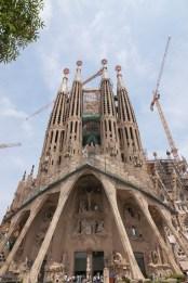 La Sagrada Familia Architecture