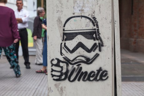 Graffiti, Buenos Aires