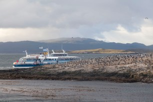 Beagle Channel Cruise Boat