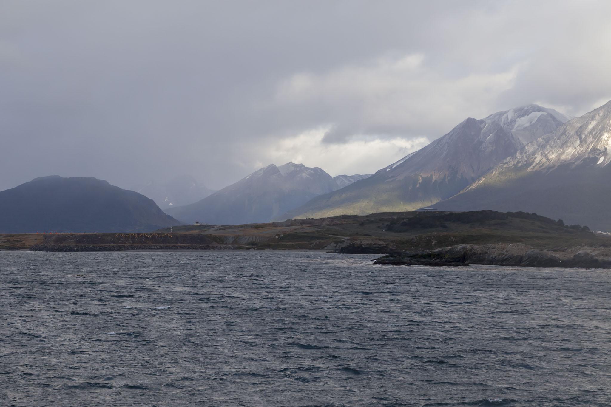 Beagle Channel Scenery