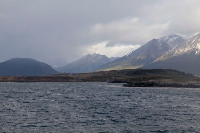 Beagle Channel Scenery