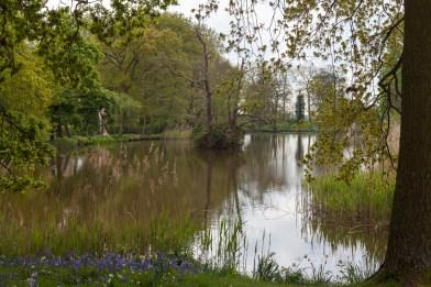Coughton Court Lake