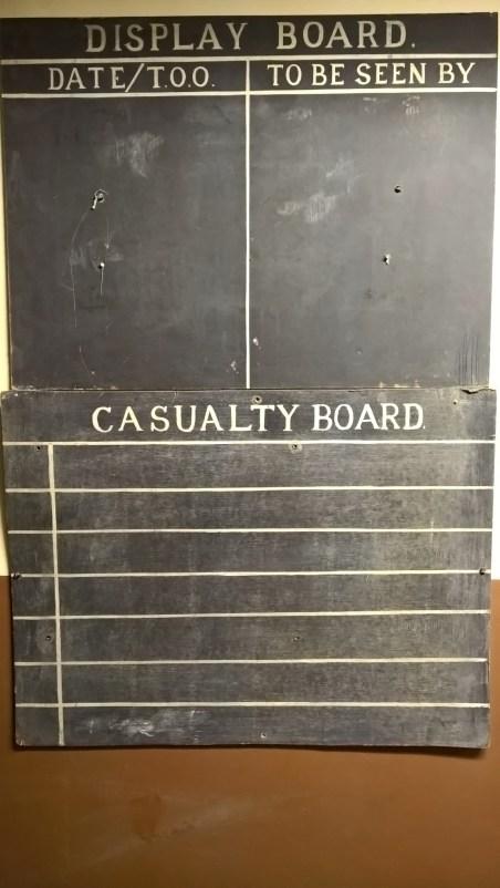 Casualty Board