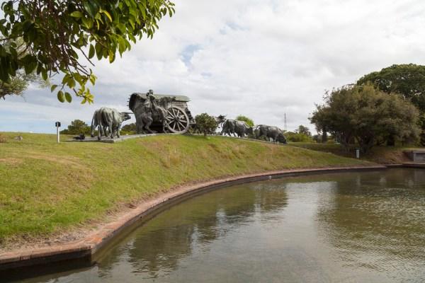 La Carreta, Parque Batlle
