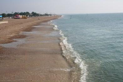 Southsea Beach, 2006