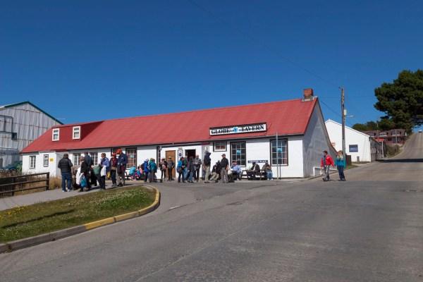 Globe Tavern, Stanley