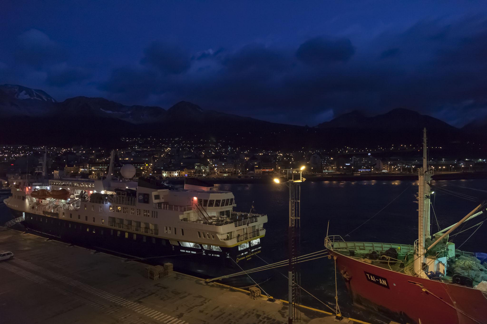 Ushuaia Port