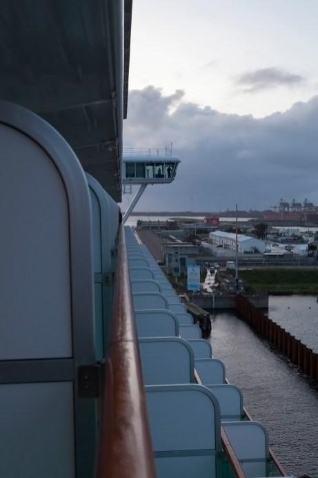 IJmuiden Locks From Azura