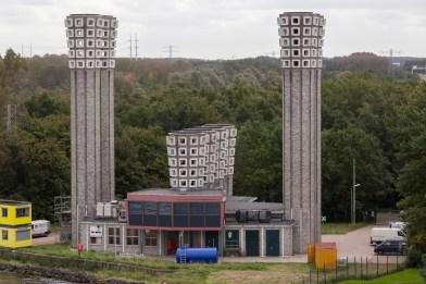 Velsertunnel Building