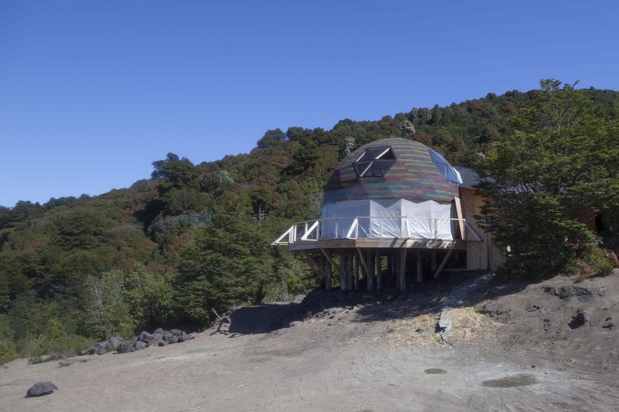 Roadside Observatory, Chile