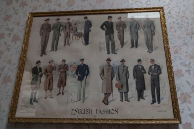 English Fashion