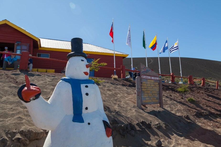 Osorno Volcano Ski Station