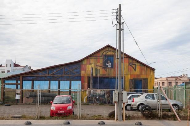 Punta Arenas Street Art
