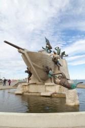 Punta Arenas Maritime Monument