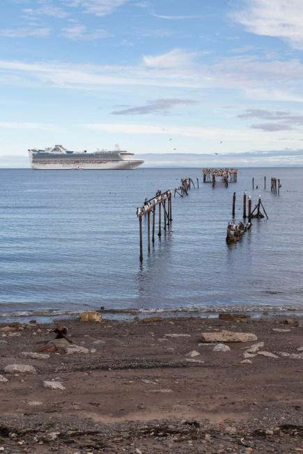 Star Princess, Punta Arenas