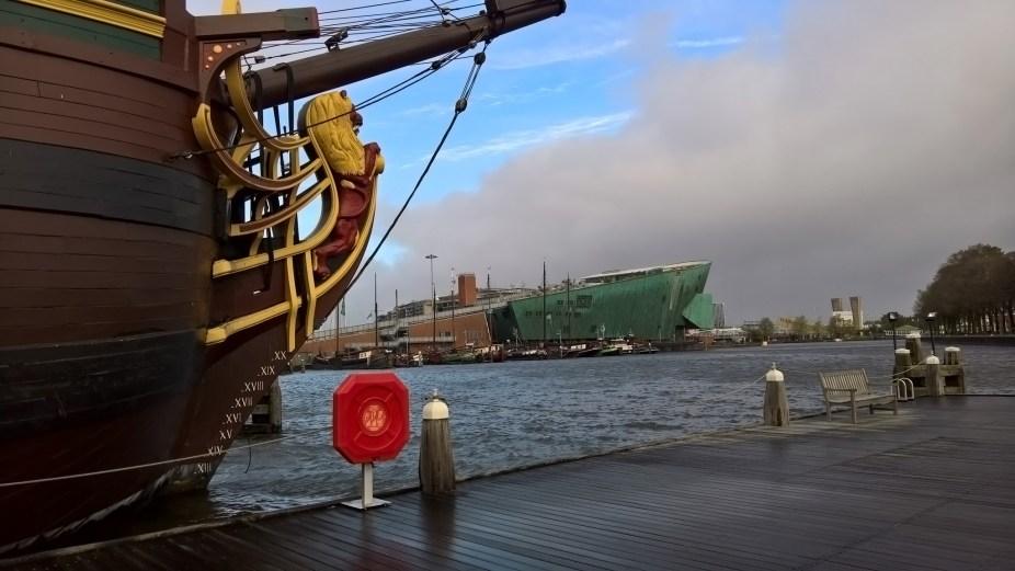Science Museum, Ship
