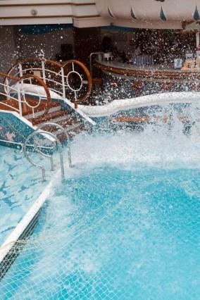 Star Princess Swimming Pool