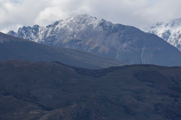 Martial Mountains, Ushuaia