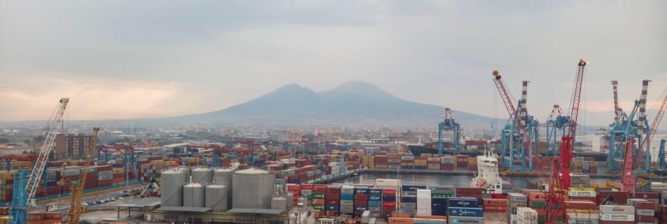 Vesuvius, Naples, Italy