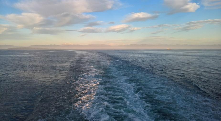 Puerto Montt Wake