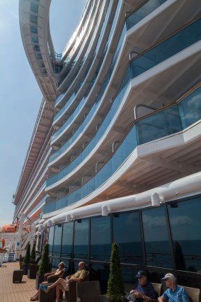 Royal Princess Promenade