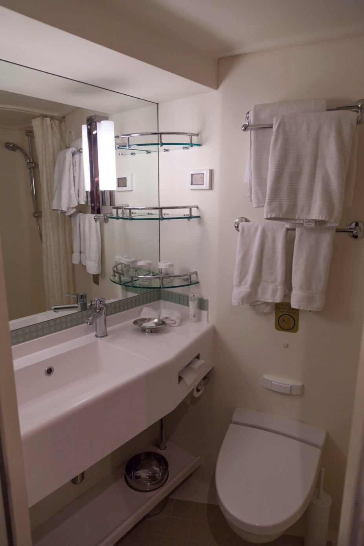 Royal Princess Bathroom