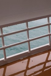 Royal Princess Balcony View