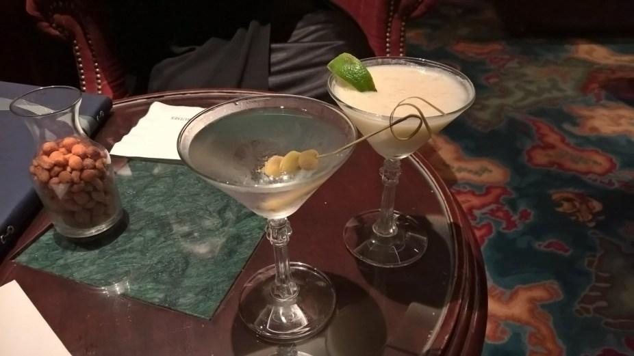 Formal Night Drinks