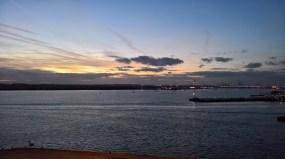 Southampton Sunset From Ventura