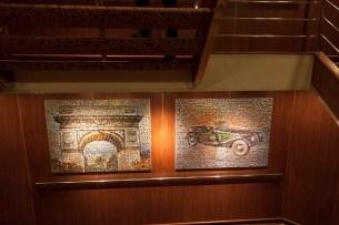 Ventura Stairwell Art
