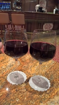 Two Glasses Of Malbec