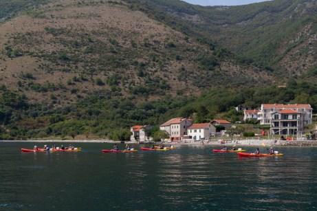 Bay Of Kotor Kayaks