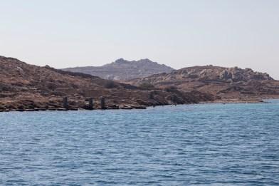 Boat Ride To Delos