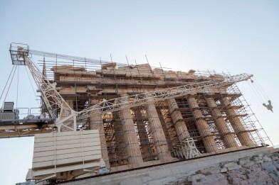 Acropolis Of Athens Visit