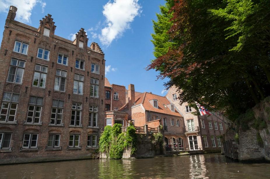 Bruges Canal Boat Ride