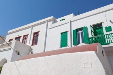 Mykonos Town Building