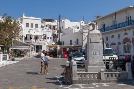 Mykonos Town