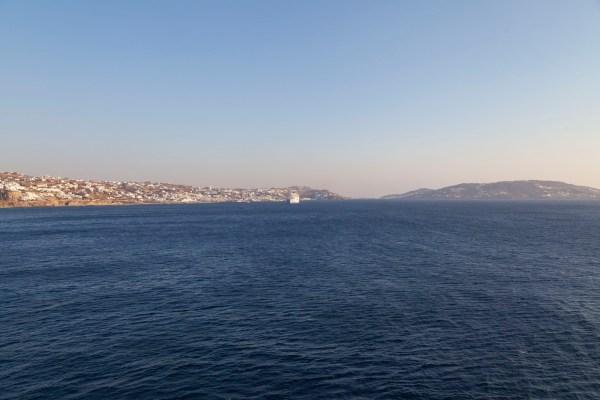 Mykonos Departure