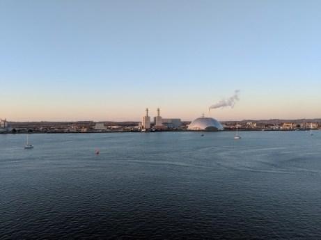 Dawn At Southampton