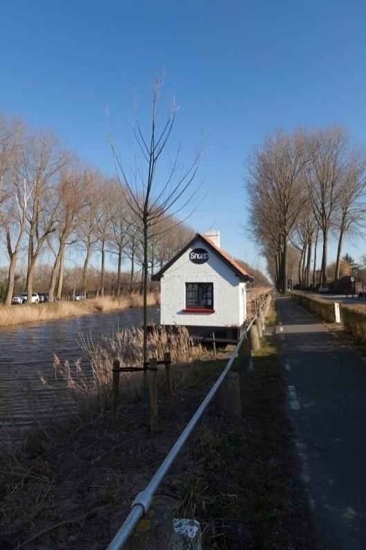 Damse Vaart Canal