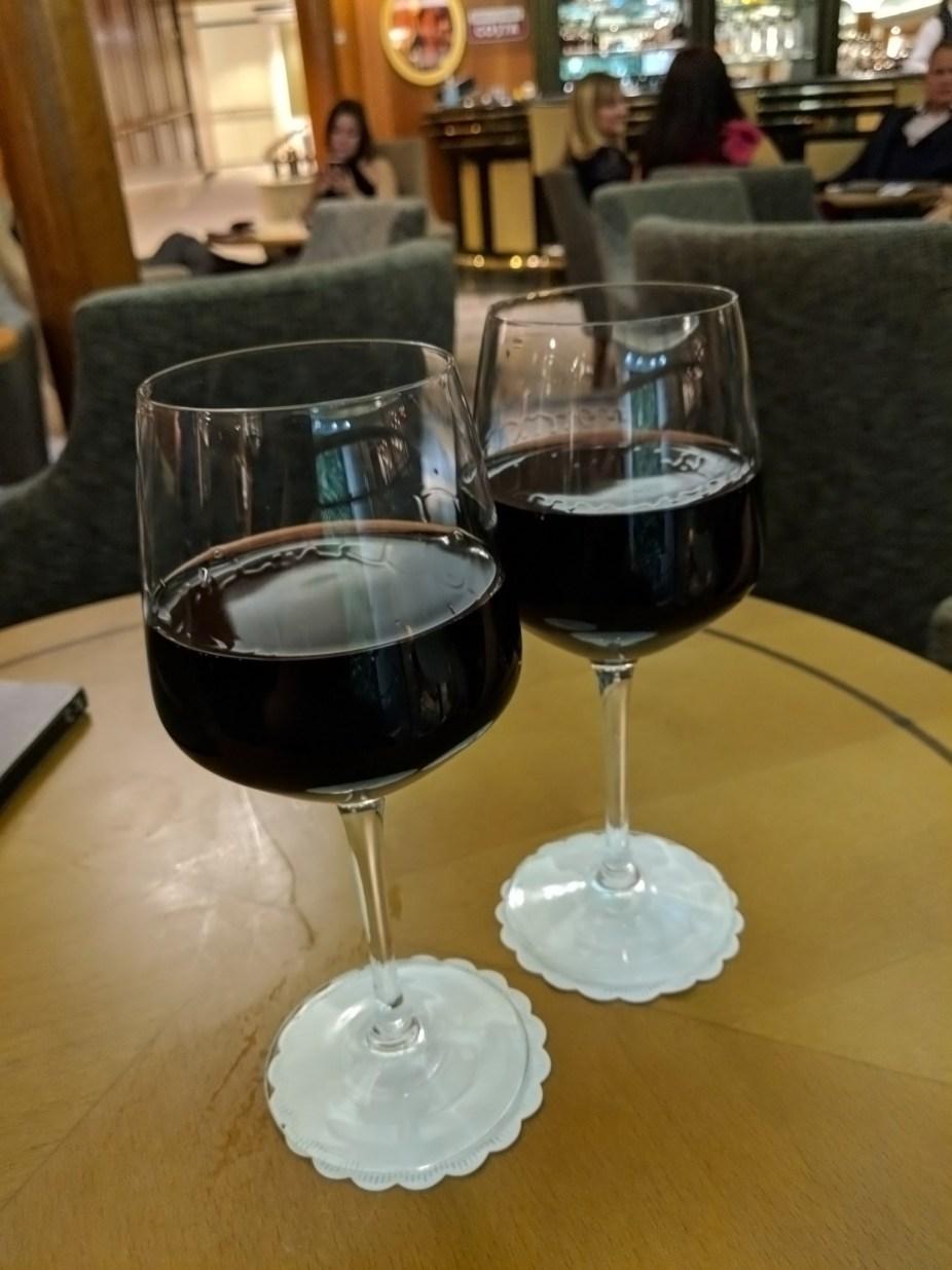 Wine In Tiffany's