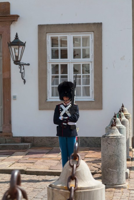 Fredensborg Palace Guard