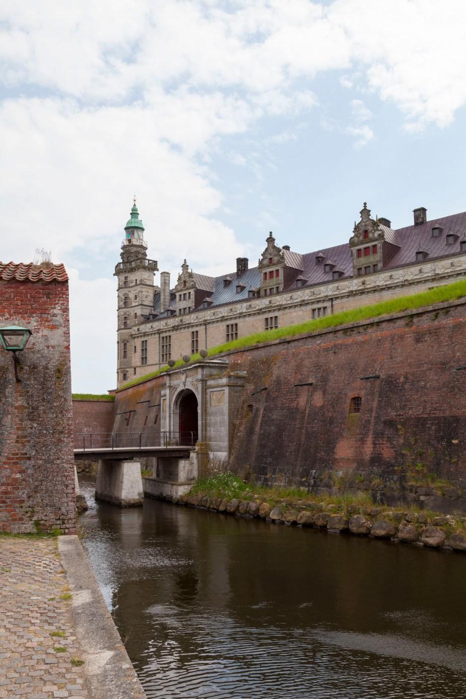 Kronborg Moat