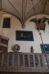 Loppem Castle Entrance Hall