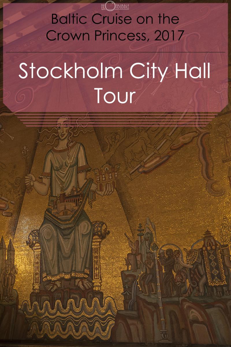 Stockholm City Hall Tour